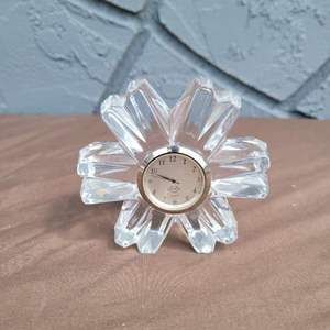 Lot # 184 Pretty Lenox Desk Clock