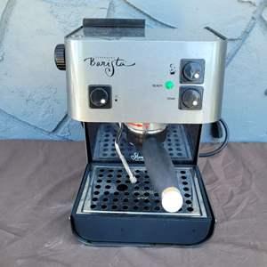 Lot # 196 Starbucks Barista Espresso Coffee Machine