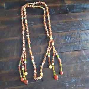 Lot # 213 Stone Wrap Necklace