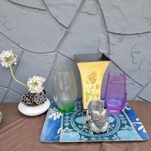 Lot # 222 Home Decorative Items