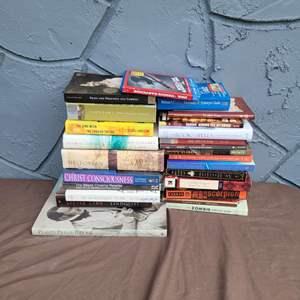 Lot # 232 Assorted Books
