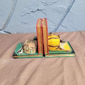 Lot # 235 Book Ends