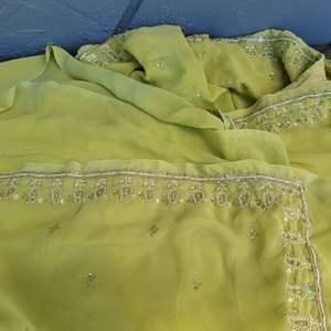 Lot # 242 Authentic Sari Dress