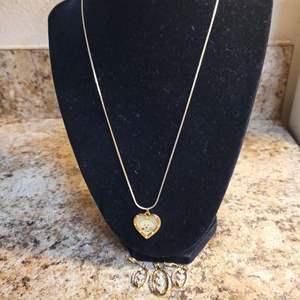 Lot # 266 Fashion Jewelry Set