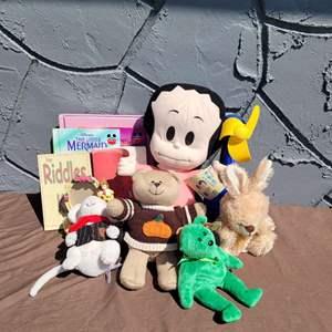 Lot # 276 Kids Books & Toys