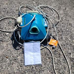 Lot # 280 Pool Rover Inground / Above Ground Pool Cleaner