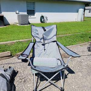 Lot # 281 Folding Chair w/ Bag