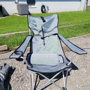Lot # 283 Folding Chair w/ Bag