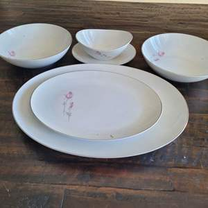 Lot # 298 DUET by Rose China of Japan Dinnerware