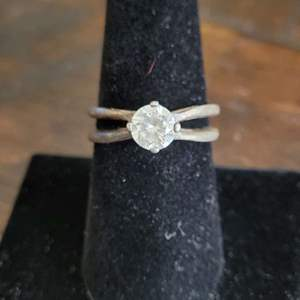 Lot # 300 Sterling Silver Ring