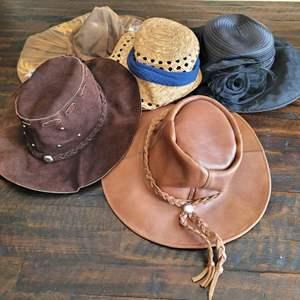 Lot # 302 Assortment of Hats