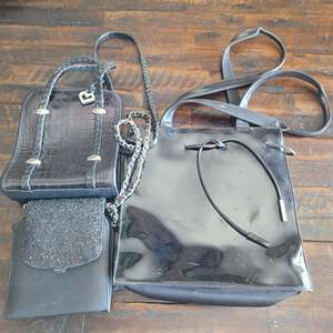 Lot # 307 Ladies Handbags
