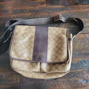 Lot # 309 Ladies Coach Handbag