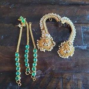 Lot # 321 Earrings & Attachments