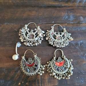 Lot # 322 Pretty Embellished Earrings