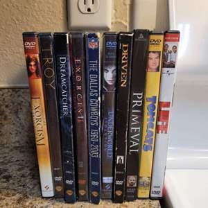 Lot # 327 Assortment of DVDs