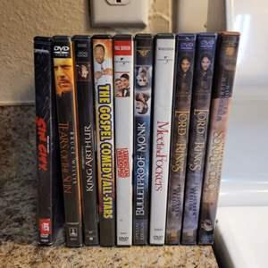 Lot # 329 Assortment of DVDs