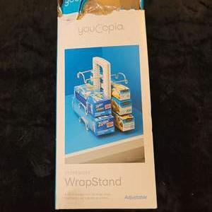 Lot # 350 Adjustable Wrap Stand