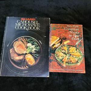 Lot # 361 Vintage Cookbooks (2)