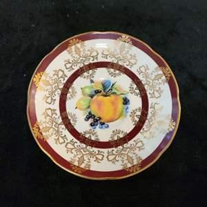 Lot # 365 Royal Grafton Dessert Plate
