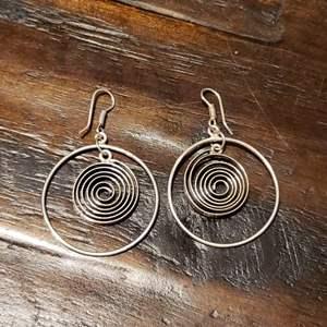 Lot # 461 Sterling Silver Dangle Earrings