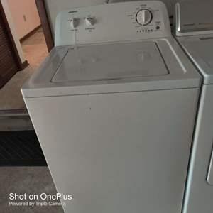 64 admiral clothes washing machine works White
