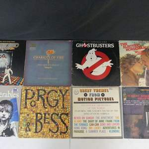 Lot #22 Movie Soundtracks, Cast Recordings and Theater/Academy Award Music