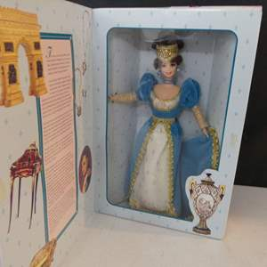 """Lot #28 Mattel The Great Eras Collection 1997 """"French Lady"""" Collector Edition Barbie - In Box"""