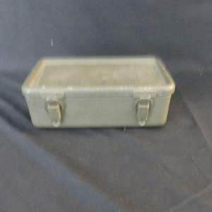 Lot #97 Vintage Vietnam Era US Army First Aid Kit #6545-22-1200 with Contents