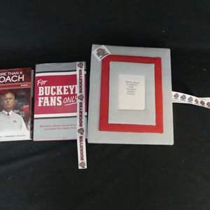 Lot #147 Ohio State (OSU) Buckeyes Fan Lot (See Description)