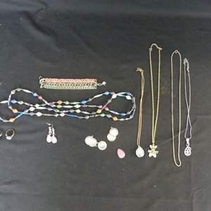 Lot #192 Costume Jewelry