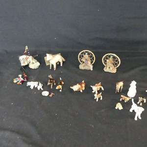 Lot #208 Tote of Miniatures - LOTS of them