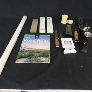 Lot #239 Camping/Outdoor Gear and Targets