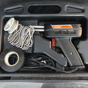 Lot #251 Weller Universal 140/100 Watts Dual Heat Soldering Gun #8200