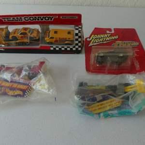 Lot #269 McDonald's Hot Wheels, RC2 and Matchbox Cars (See Photos)