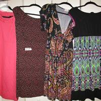 Auction Thumbnail for: Lot # 189 ladies designer dresses size 6-10 md