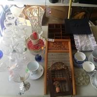Auction Thumbnail for: Lot # 270 misc , glassware