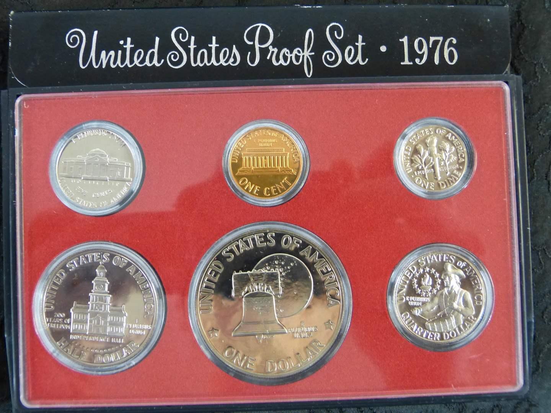 Lot # 225 1976 UNITED States Proof SET (main image)
