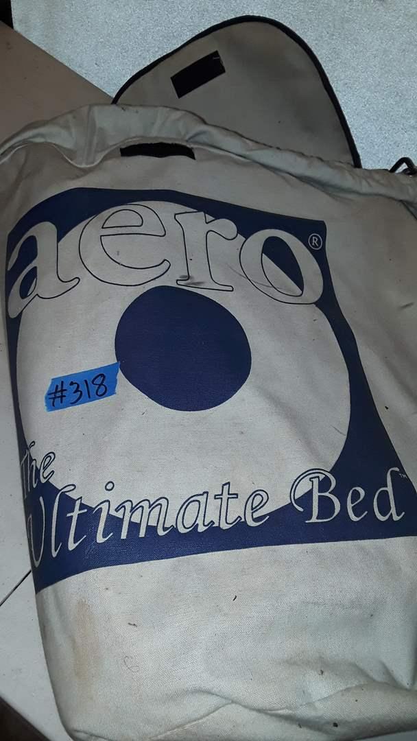 Lot # 318 AERO LIFETIME BED, UNTESTED
