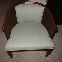 Auction Thumbnail for: Lot #15 victorian/ midcentury chair