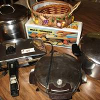 Auction Thumbnail for: Lot #124 cookware