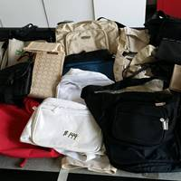 Auction Thumbnail for: Lot #149 Purses and Luggage Tags