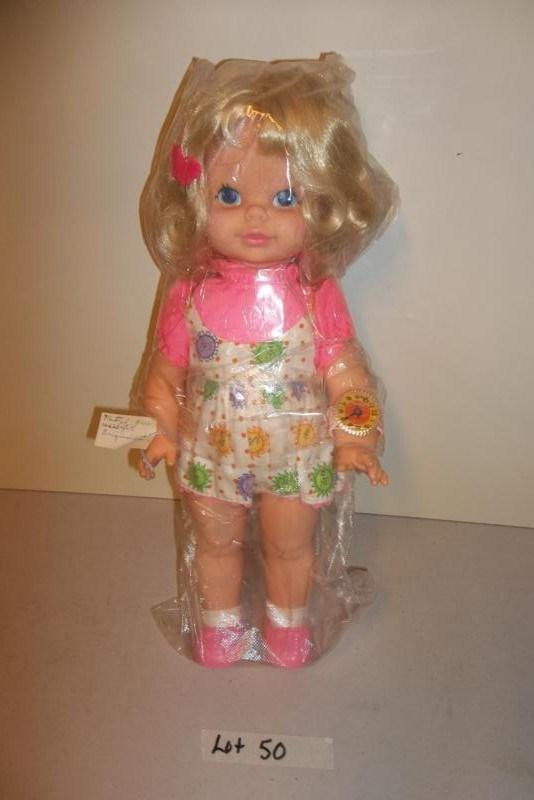Lot #50 Vintage Mattel Doll (main image)