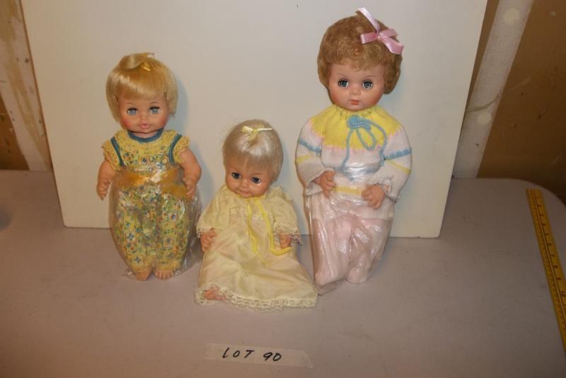 Vintage Doll Lot #90 (main image)