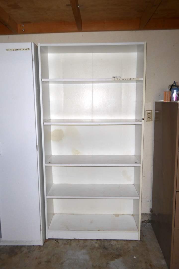 Lot # 6 - 5-Tier Bookshelf  (main image)