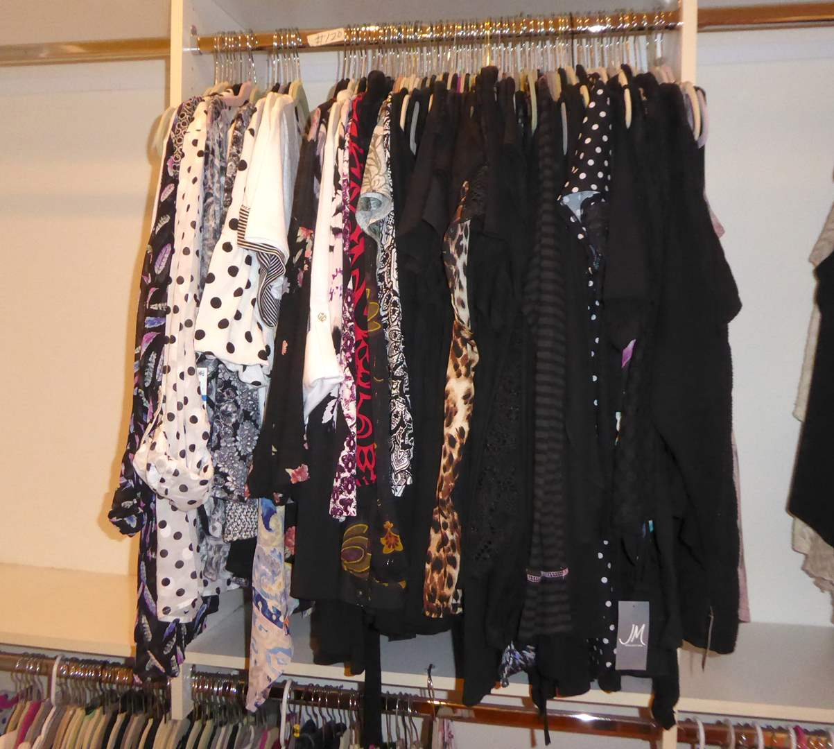 Lot # 120 - Women's Shirts & Blouses  (main image)