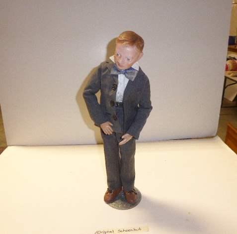 "Lot # 148 - Schoenhut Doll ""The Manikin""  (main image)"