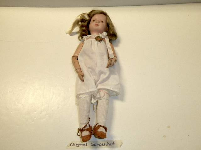 Lot # 170 - Schoenhut Doll  (main image)