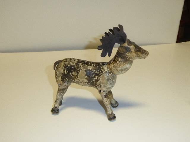 Lot # 189 - Schoenhut Deer (Painted Eyes)  (main image)