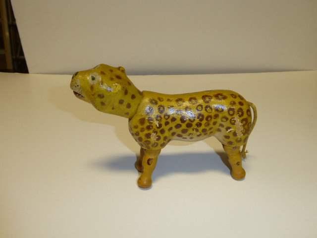 Lot # 190 - Schoenhut Leopard (Painted Eyes)  (main image)